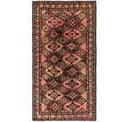 Link to 4' 2 x 8' 3 Shiraz Persian Runner Rug