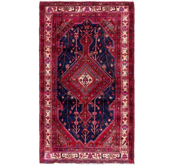 4' 3 x 7' 3 Tuiserkan Persian Rug