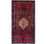 Link to 4' 3 x 7' 9 Sirjan Persian Rug