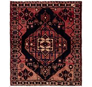 Link to 5' 5 x 6' 7 Bakhtiar Persian Square Rug