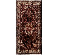 Link to 4' 2 x 9' 2 Hossainabad Persian Runner Rug