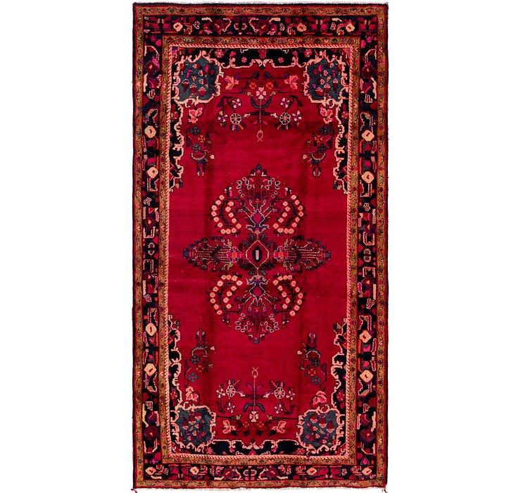 5' 8 x 10' 10 Hamedan Persian Rug