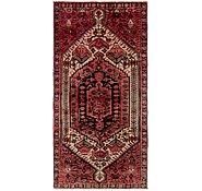 Link to 3' 5 x 7' Hamedan Persian Runner Rug