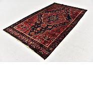 Link to 4' 3 x 7' 5 Hamedan Persian Rug