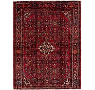 Link to 4' 10 x 6' 2 Hossainabad Persian Rug