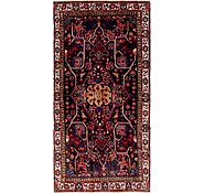 Link to 4' 10 x 9' 9 Nahavand Persian Runner Rug