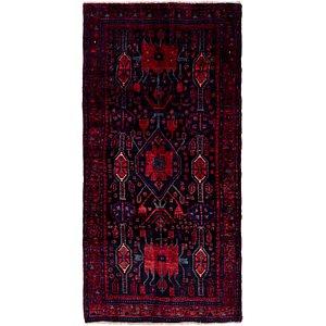 Link to 127cm x 250cm Zanjan Persian Runner Rug item page