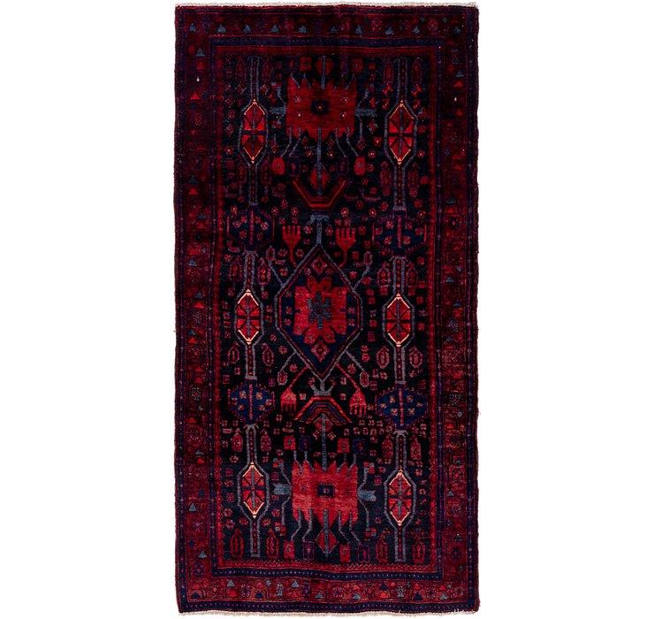 4' 2 x 8' 2 Zanjan Persian Runner Rug