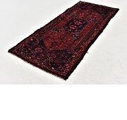 Link to 85cm x 198cm Hamedan Persian Runner Rug