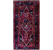 Link to 5' x 9' 4 Hamedan Persian Rug
