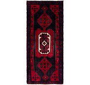 Link to 4' x 9' 7 Zanjan Persian Runner Rug
