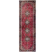 Link to 2' 9 x 9' 4 Kashan Persian Runner Rug