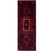 Link to 4' x 12' Zanjan Persian Runner Rug