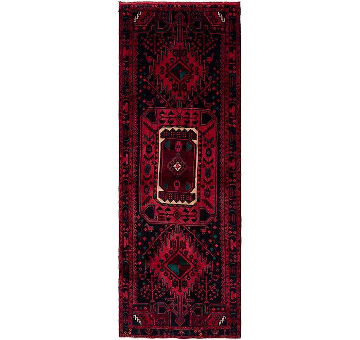 4' x 12' Zanjan Persian Runner Rug