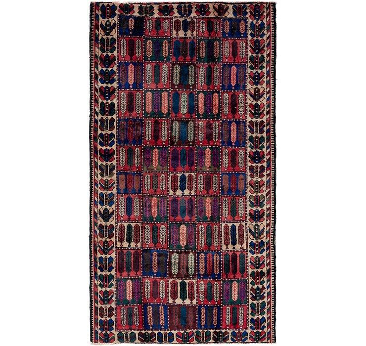 4' 7 x 8' 8 Bakhtiar Persian Rug