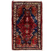 Link to 2' 8 x 4' 3 Hamedan Persian Rug