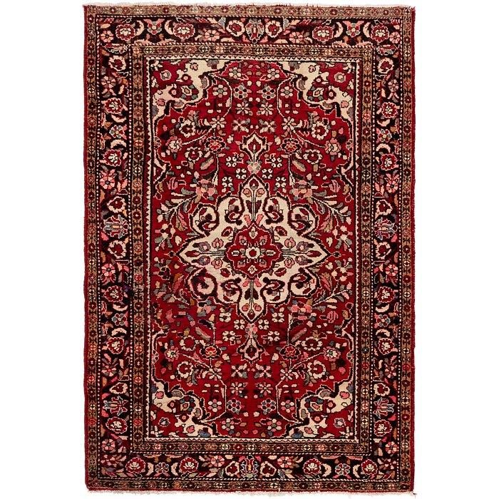 4' 3 x 6' 7 Borchelu Persian Rug