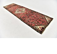 Link to 2' 8 x 9' 4 Hossainabad Persian Runner Rug