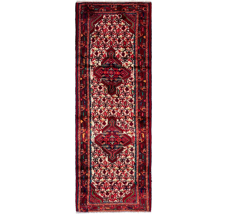 2' 8 x 8' Darjazin Persian Runner...