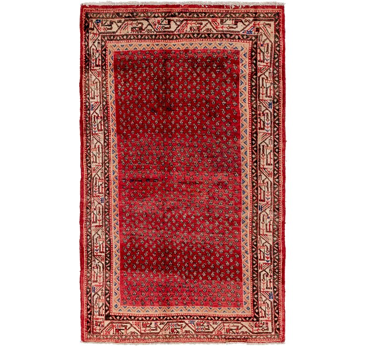 4' 5 x 7' 8 Botemir Persian Rug
