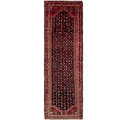 Link to 3' 10 x 13' 6 Hamedan Persian Runner Rug