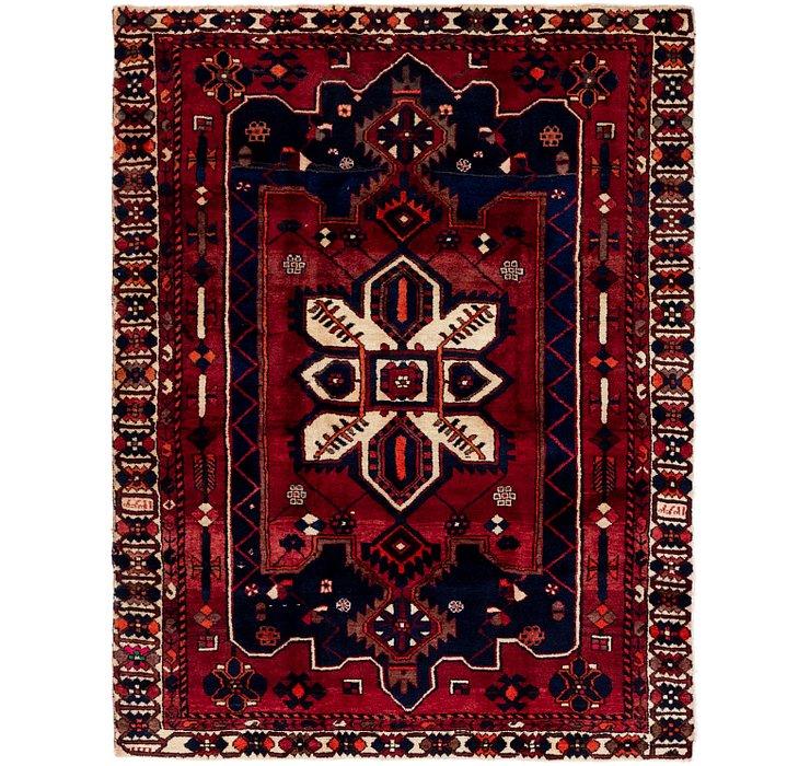 5' 4 x 7' 5 Bakhtiari Persian Rug