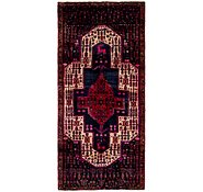 Link to 4' x 8' 8 Zanjan Persian Runner Rug