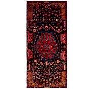 Link to 4' 3 x 9' 6 Nahavand Persian Runner Rug