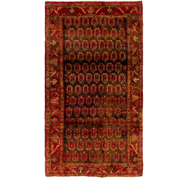 4' 7 x 8' 6 Gholtogh Persian Rug