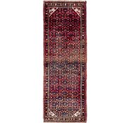 Link to 117cm x 318cm Hossainabad Persian Runner Rug