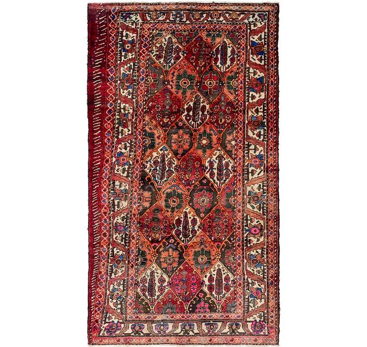 5' 5 x 9' 9 Bakhtiar Persian Rug