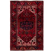 Link to 4' 2 x 6' 4 Hamedan Persian Rug