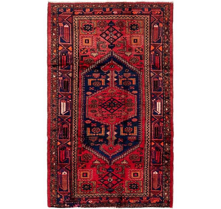 4' 3 x 7' Tuiserkan Persian Rug