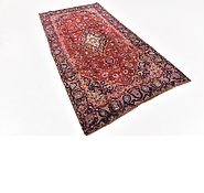 Link to 4' 5 x 8' 9 Mashad Persian Rug