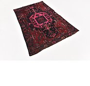 Link to HandKnotted 4' 4 x 6' Zanjan Persian Rug