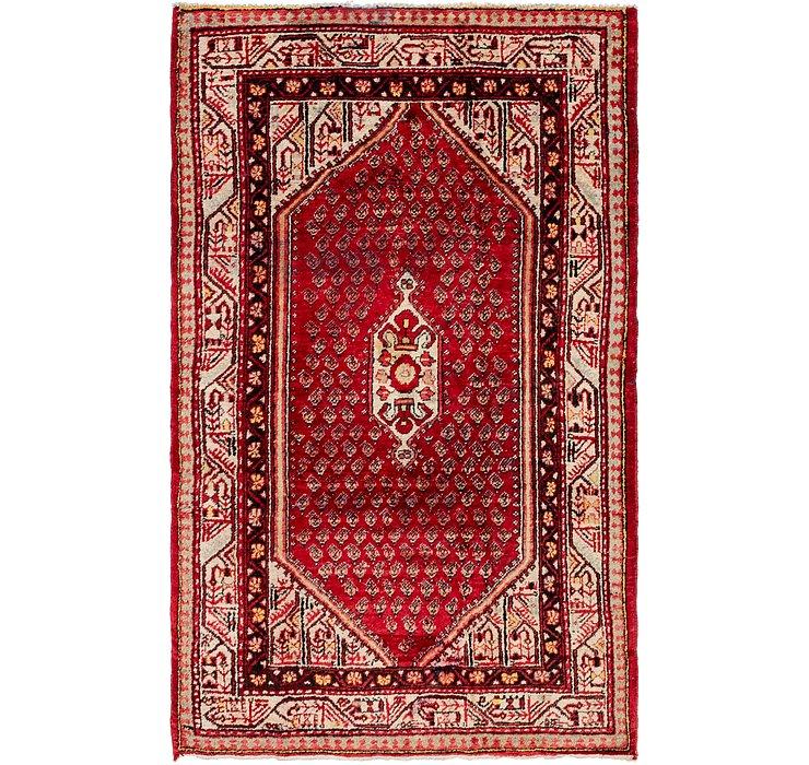 4' 4 x 7' Farahan Persian Rug