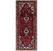 Link to 112cm x 282cm Shahsavand Persian Runner Rug
