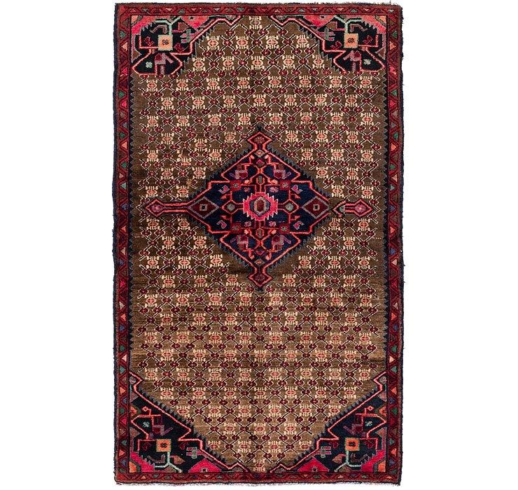3' 7 x 6' 2 Koliaei Persian Rug