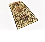 Link to 3' 2 x 6' Shiraz Persian Rug