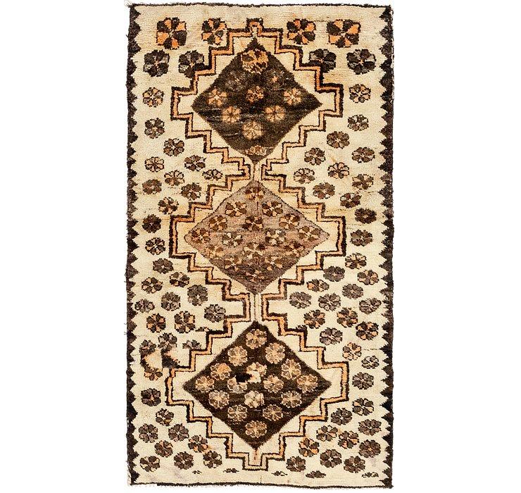 3' 2 x 6' Shiraz Persian Rug