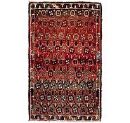 Link to 3' 3 x 5' 5 Hamedan Persian Rug