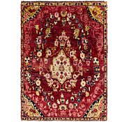 Link to 3' 4 x 4' 9 Hamedan Persian Rug