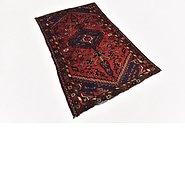 Link to 3' 5 x 5' 5 Hamedan Persian Rug