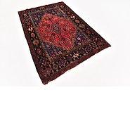 Link to 135cm x 175cm Hamedan Persian Rug