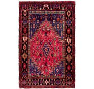 Link to 4' 5 x 5' 9 Hamedan Persian Rug