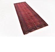 Link to 3' 5 x 9' 5 Torkaman Persian Runner Rug