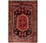 Link to 4' 2 x 5' 3 Hamedan Persian Rug