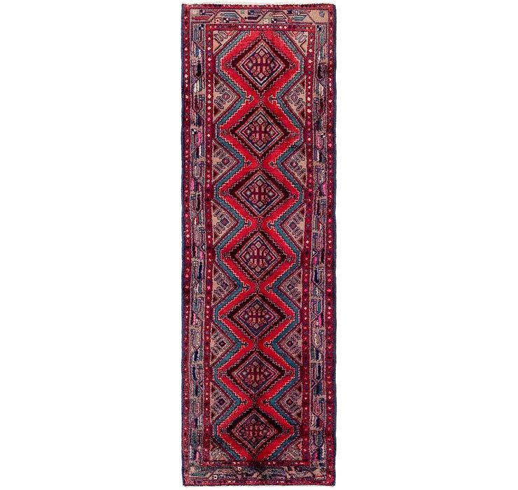 2' 9 x 9' 2 Chenar Persian Runner Rug