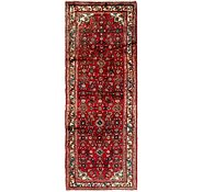 Link to 115cm x 287cm Hossainabad Persian Runner Rug