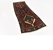 Link to 3' 3 x 9' 2 Gholtogh Persian Runner Rug
